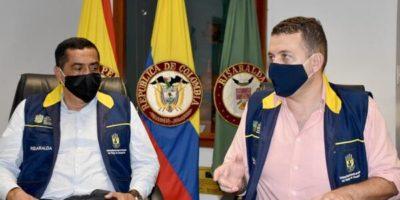 Alcaldes risaraldenses tomarán las medidas de seguridad durante el Día de la Madre